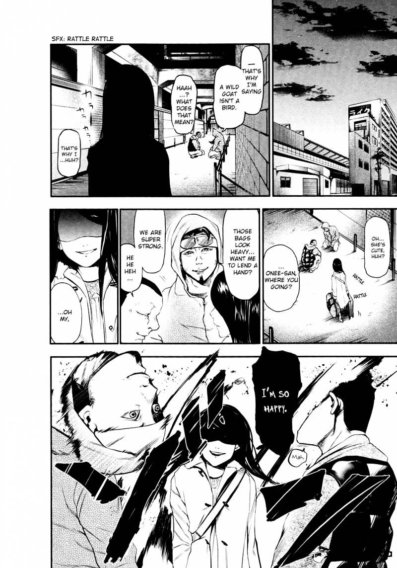 Tokyo Ghoul Chapter 46  Online Free Manga Read Image 35