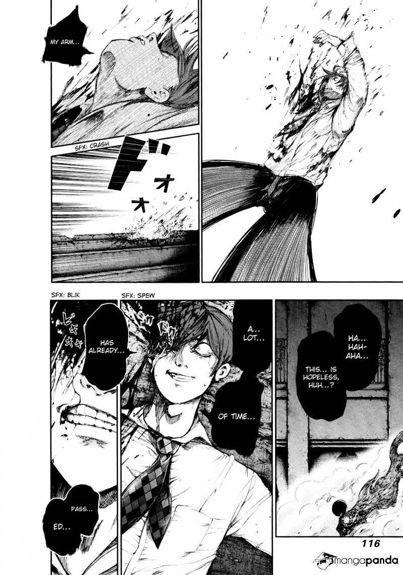 Tokyo Ghoul Chapter 46  Online Free Manga Read Image 4