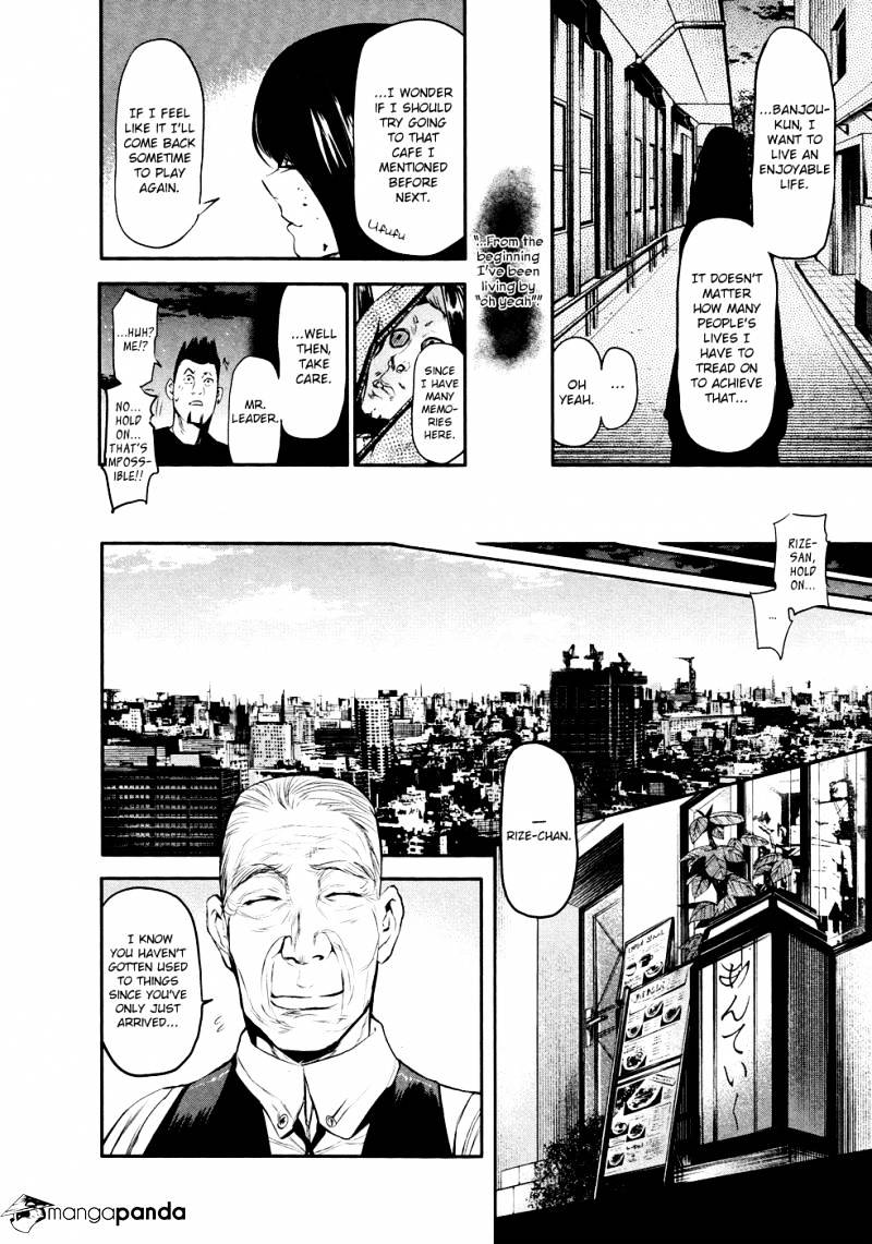 Tokyo Ghoul Chapter 46  Online Free Manga Read Image 41