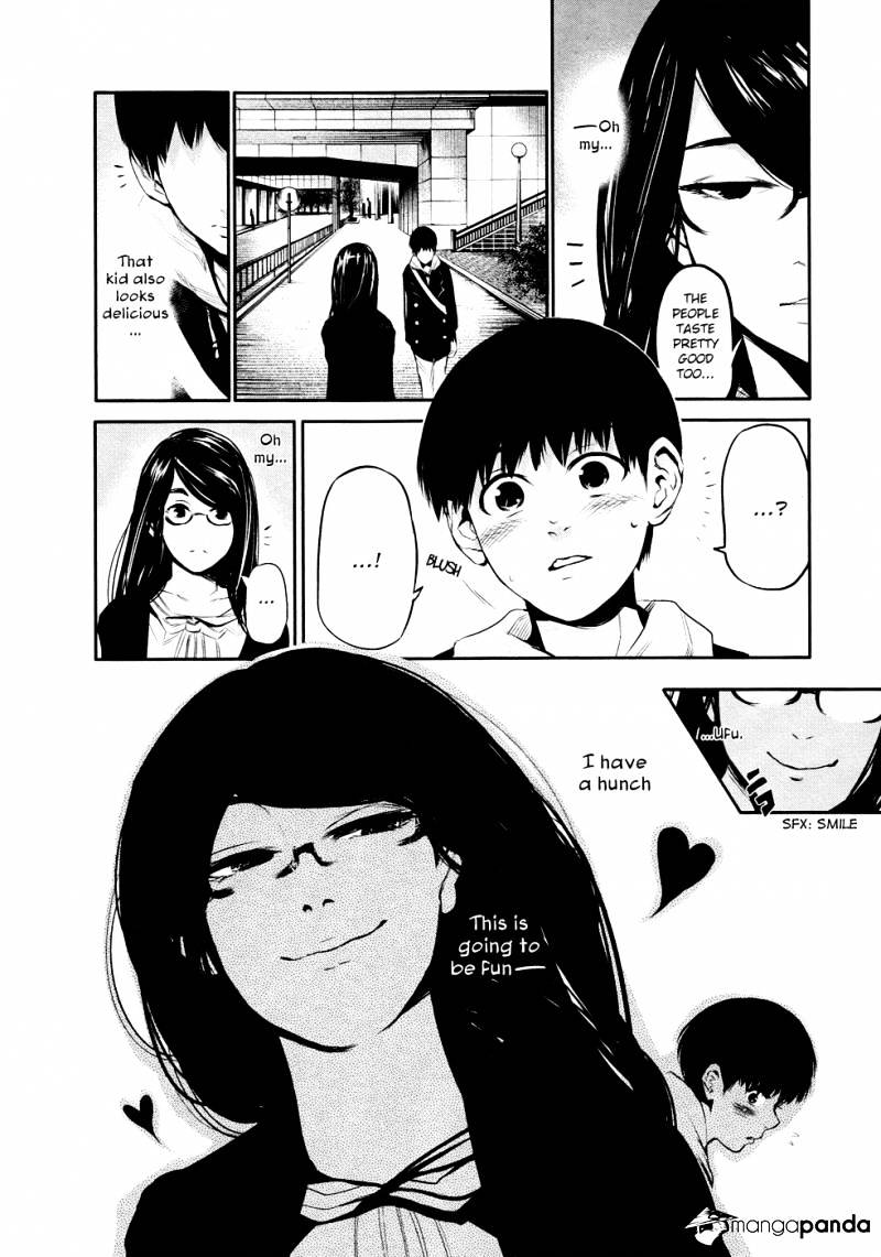 Tokyo Ghoul Chapter 46  Online Free Manga Read Image 43