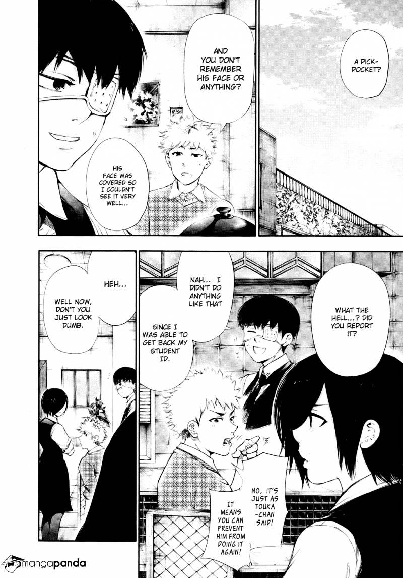 Tokyo Ghoul Chapter 47  Online Free Manga Read Image 13