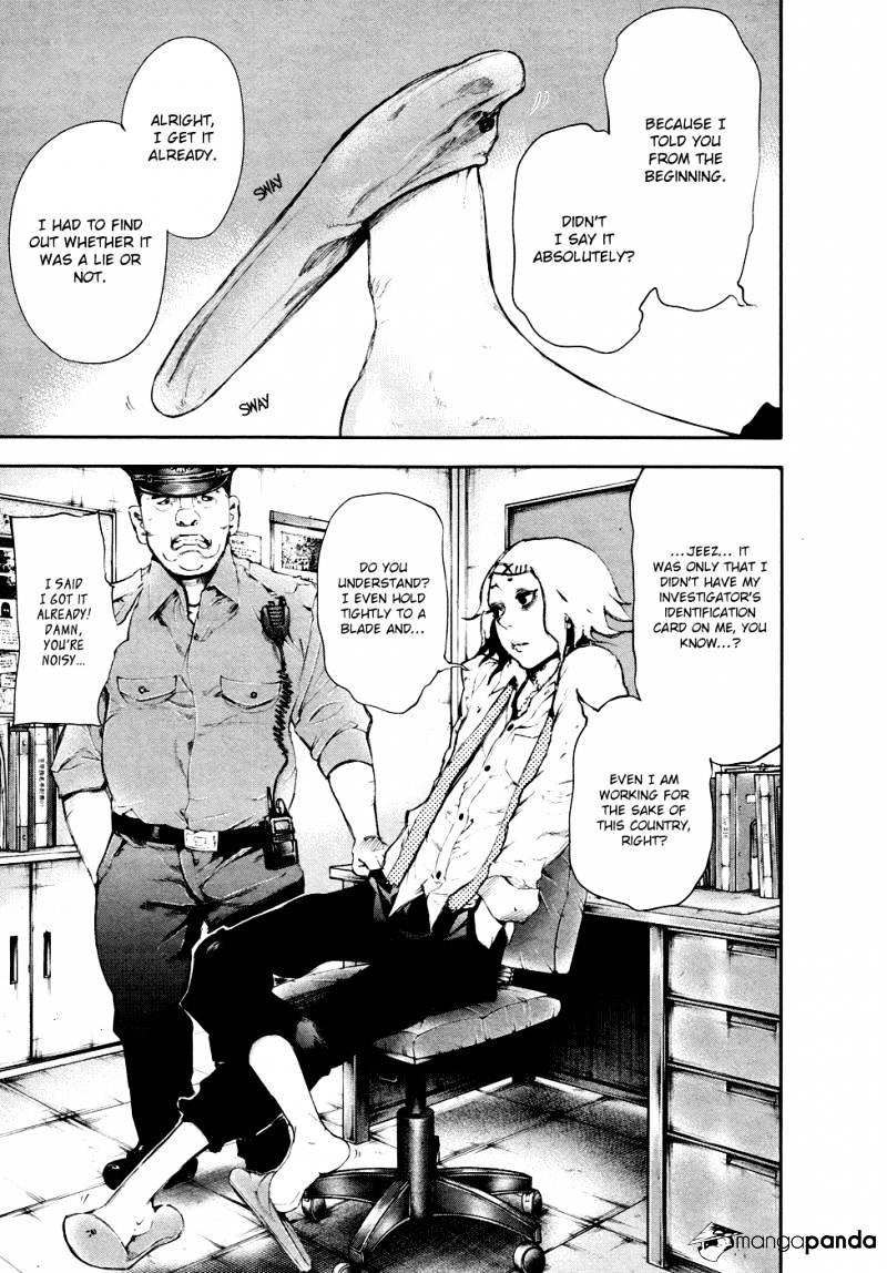 Tokyo Ghoul Chapter 48  Online Free Manga Read Image 14