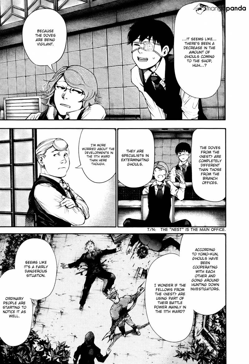 Tokyo Ghoul Chapter 49  Online Free Manga Read Image 12