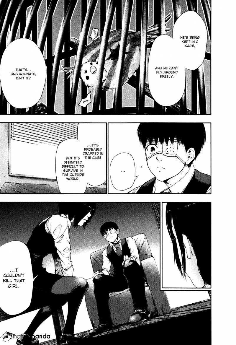 Tokyo Ghoul Chapter 49  Online Free Manga Read Image 16