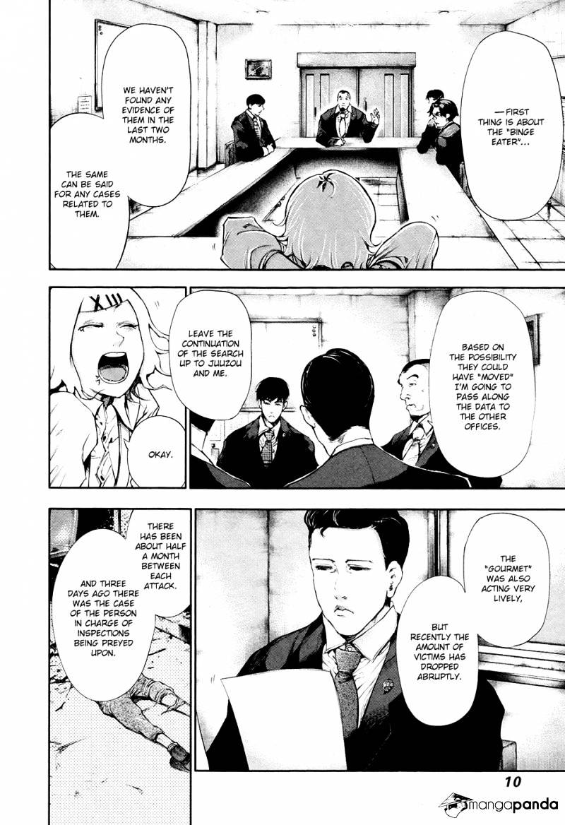 Tokyo Ghoul Chapter 49  Online Free Manga Read Image 9