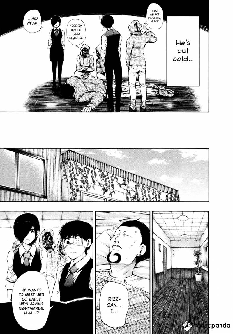 Tokyo Ghoul Chapter 50  Online Free Manga Read Image 15