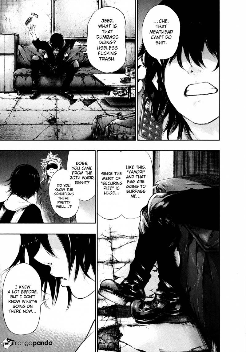 Tokyo Ghoul Chapter 50  Online Free Manga Read Image 19
