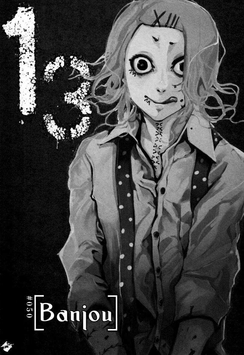 Tokyo Ghoul Chapter 50  Online Free Manga Read Image 2