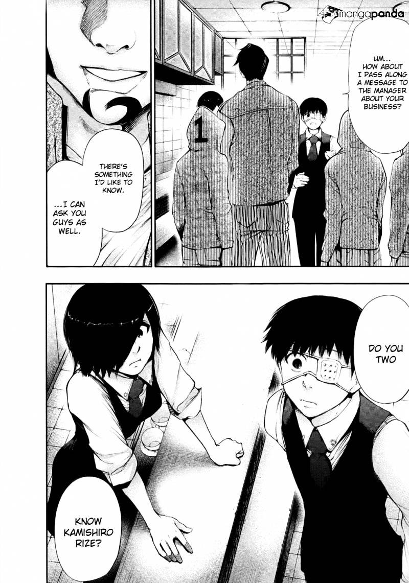 Tokyo Ghoul Chapter 50  Online Free Manga Read Image 6