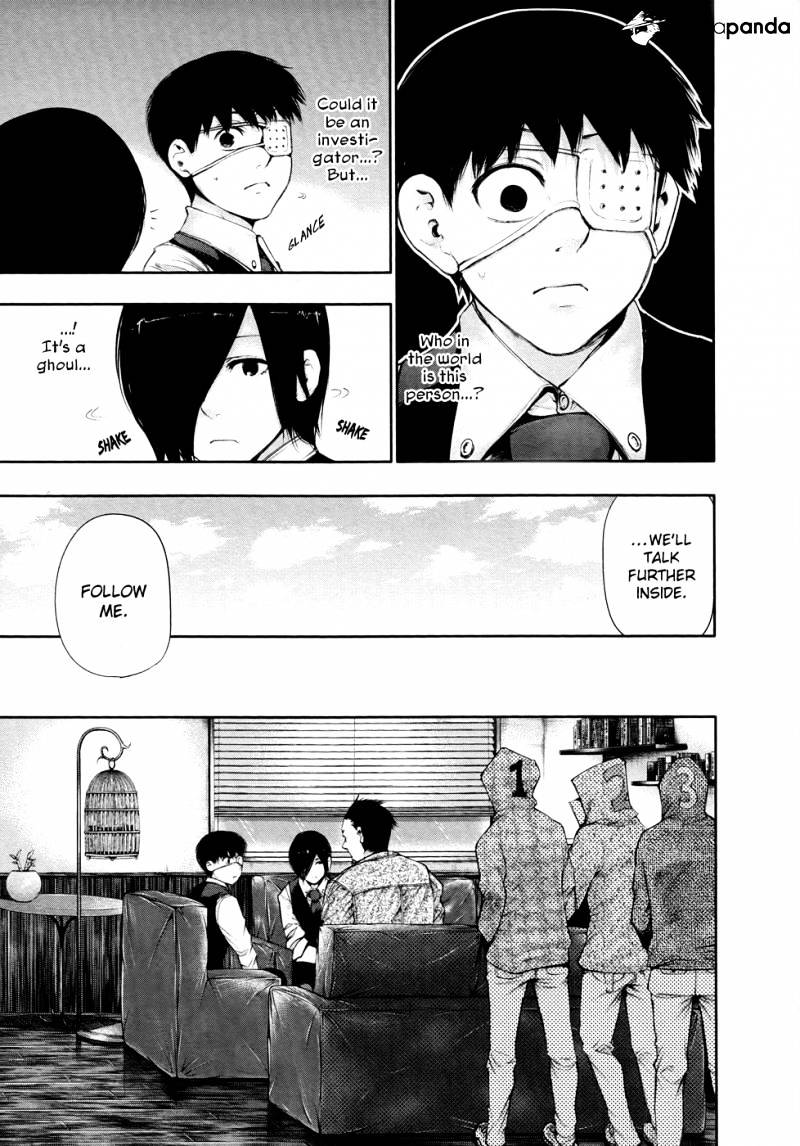 Tokyo Ghoul Chapter 50  Online Free Manga Read Image 7
