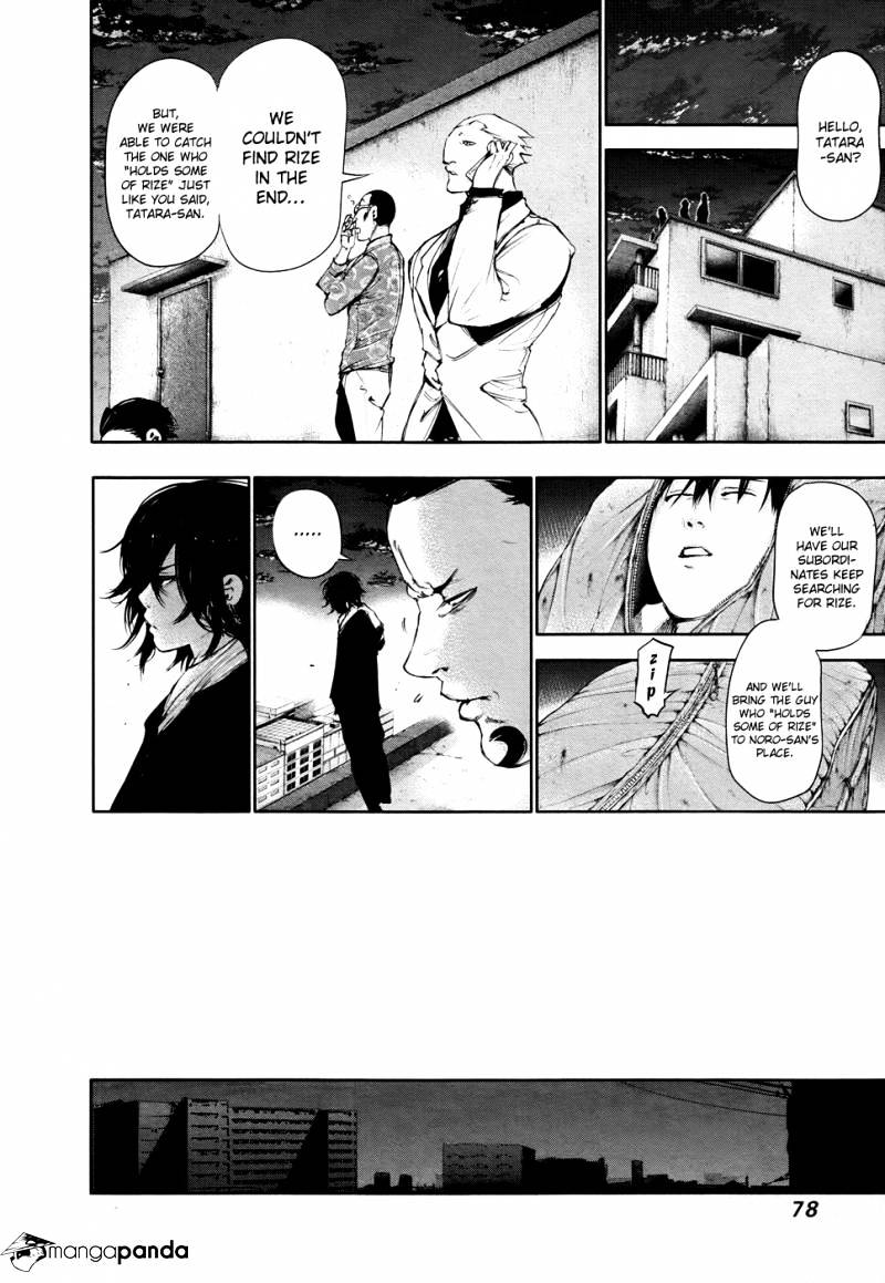 Tokyo Ghoul Chapter 52  Online Free Manga Read Image 17