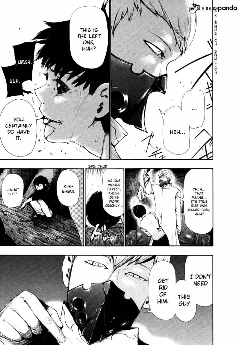 Tokyo Ghoul Chapter 54  Online Free Manga Read Image 13