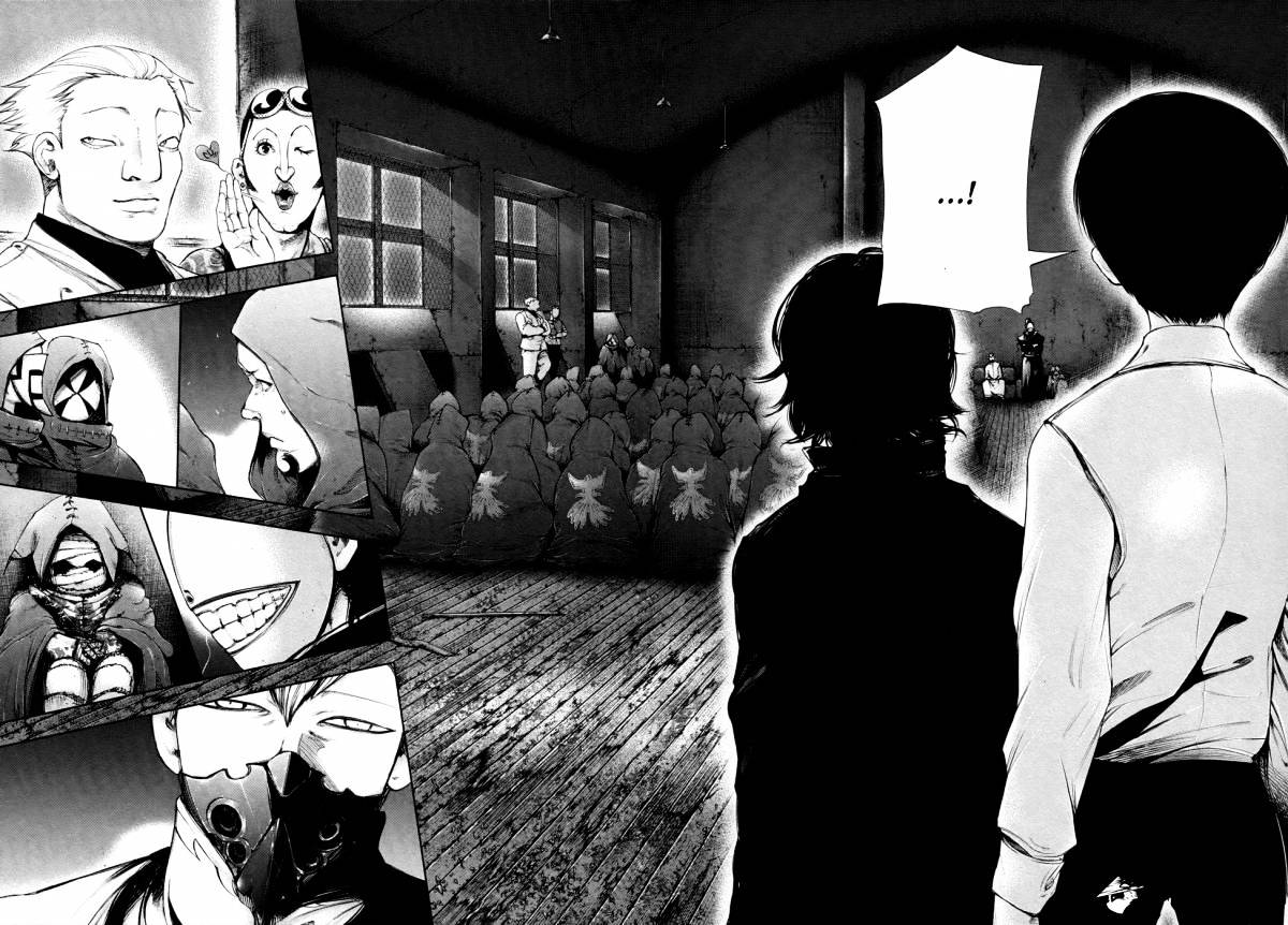 Tokyo Ghoul Chapter 54  Online Free Manga Read Image 9
