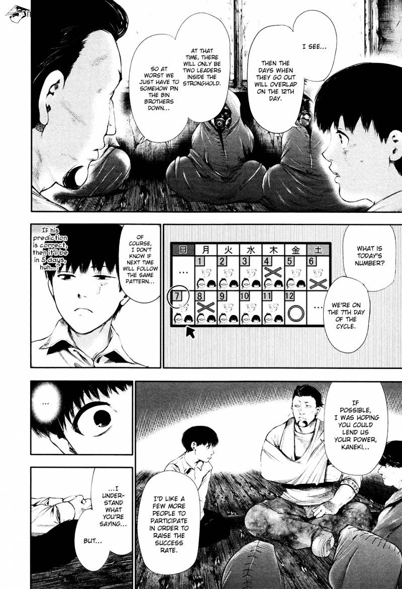 Tokyo Ghoul Chapter 55  Online Free Manga Read Image 11
