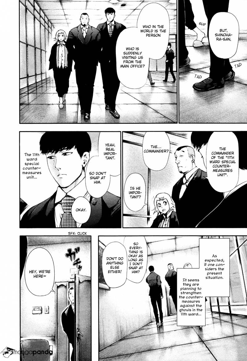 Tokyo Ghoul Chapter 55  Online Free Manga Read Image 15