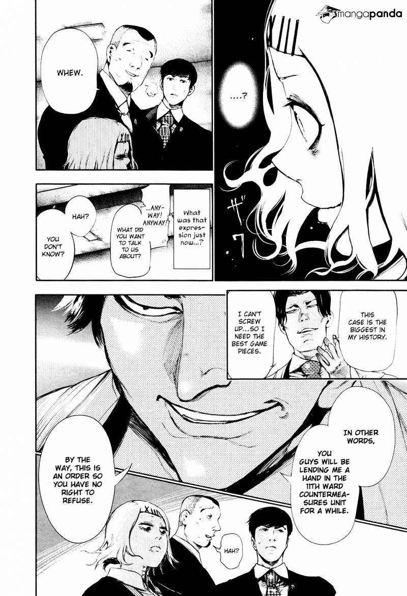 Tokyo Ghoul Chapter 55  Online Free Manga Read Image 19