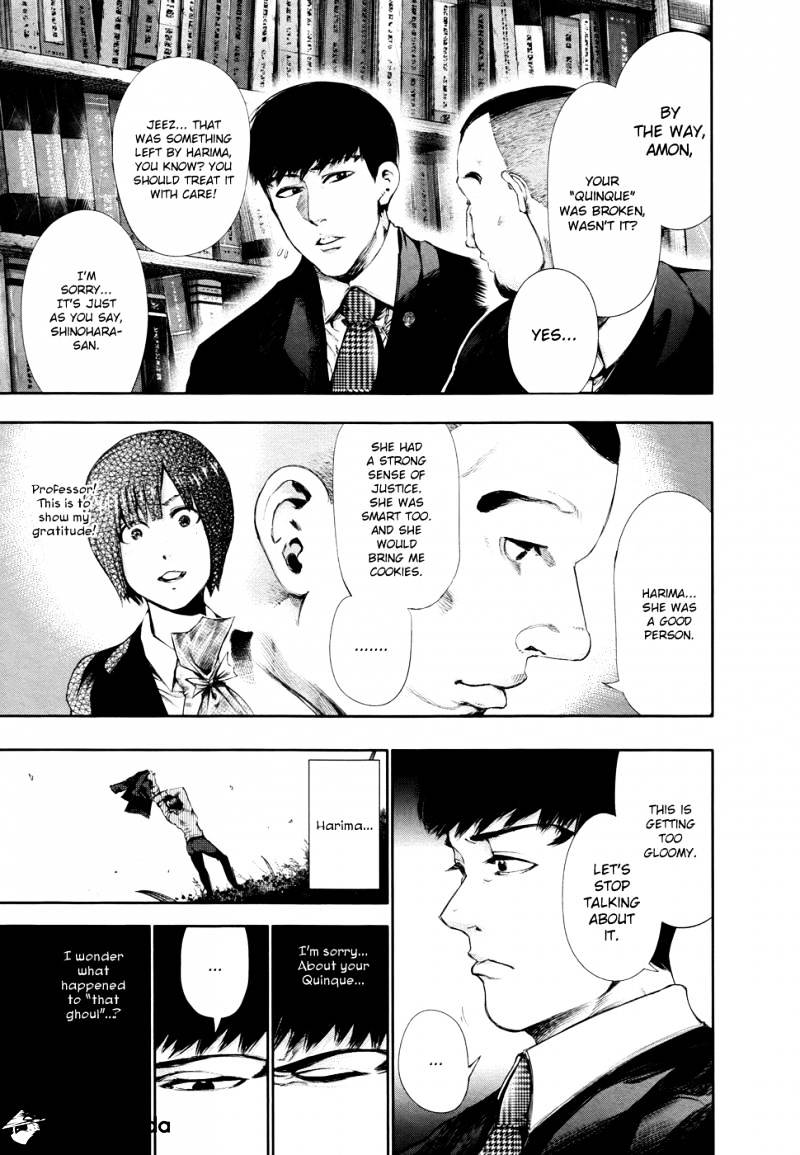 Tokyo Ghoul Chapter 56  Online Free Manga Read Image 6