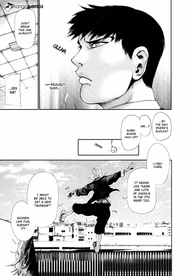Tokyo Ghoul Chapter 56  Online Free Manga Read Image 8