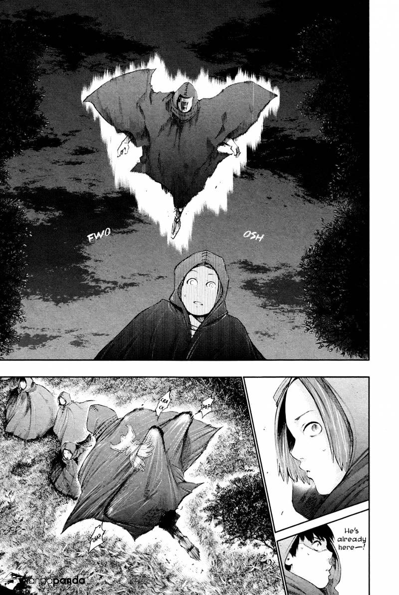 Tokyo Ghoul Chapter 57  Online Free Manga Read Image 10