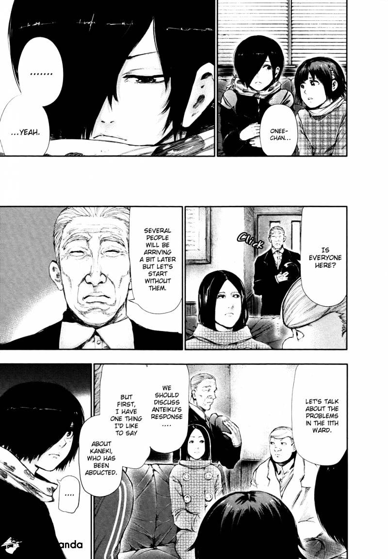 Tokyo Ghoul Chapter 58  Online Free Manga Read Image 18