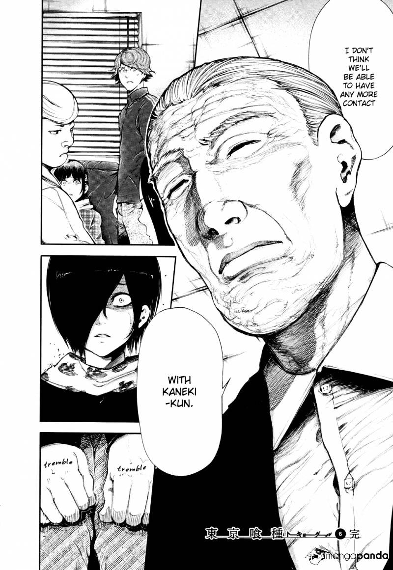 Tokyo Ghoul Chapter 58  Online Free Manga Read Image 19