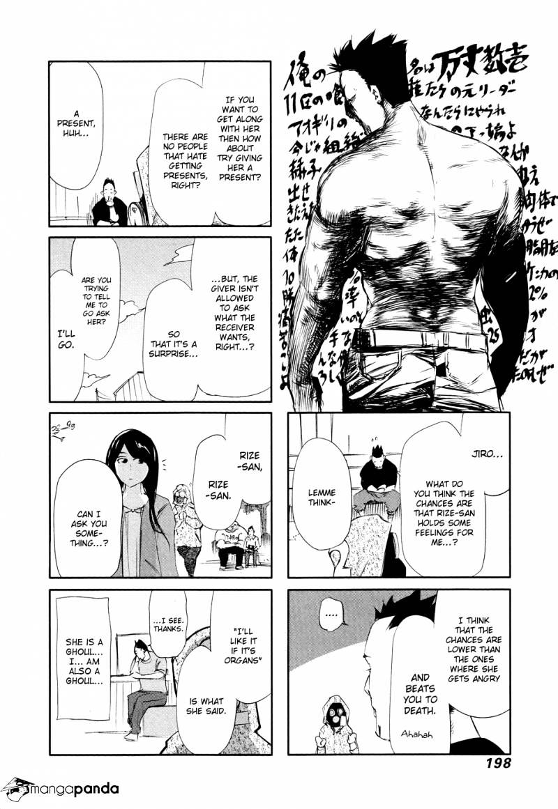 Tokyo Ghoul Chapter 58  Online Free Manga Read Image 25
