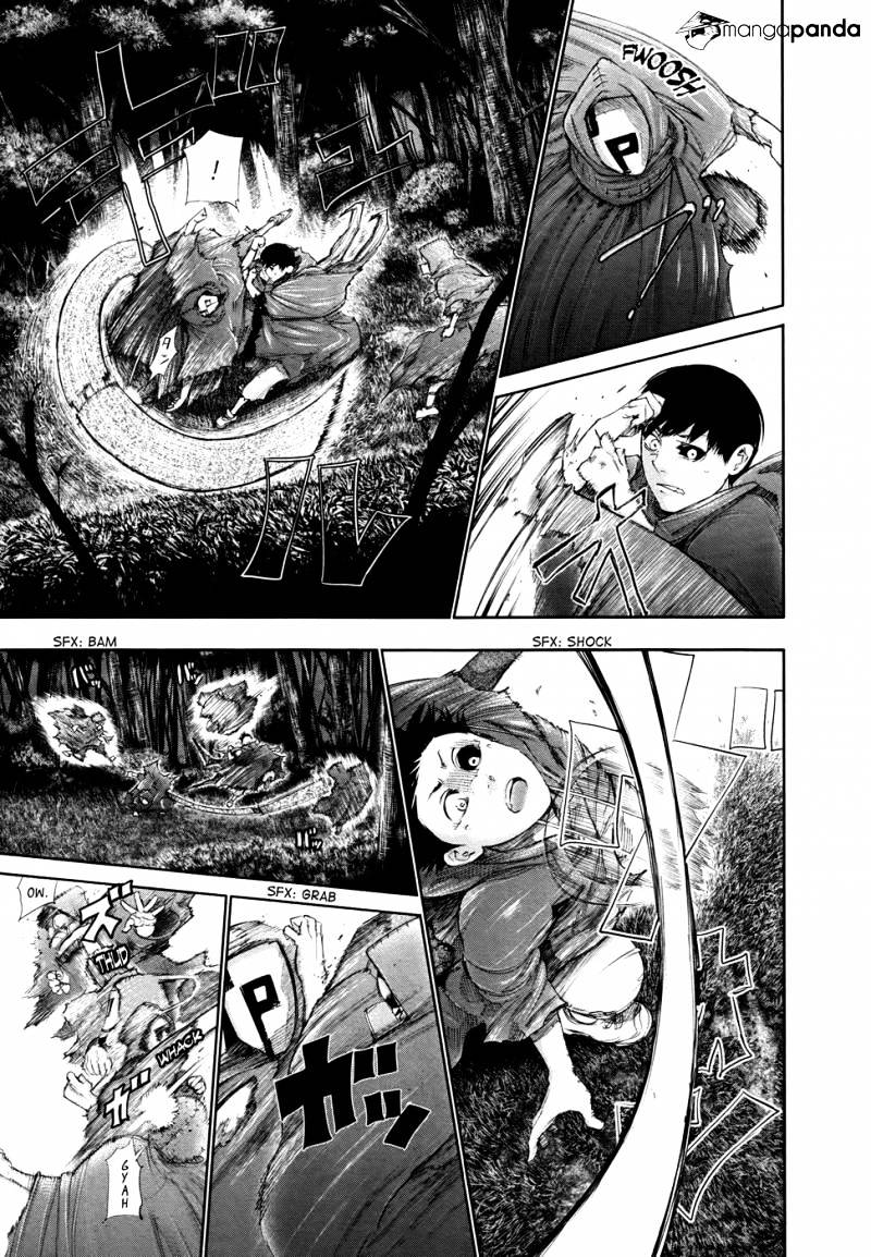 Tokyo Ghoul Chapter 58  Online Free Manga Read Image 4