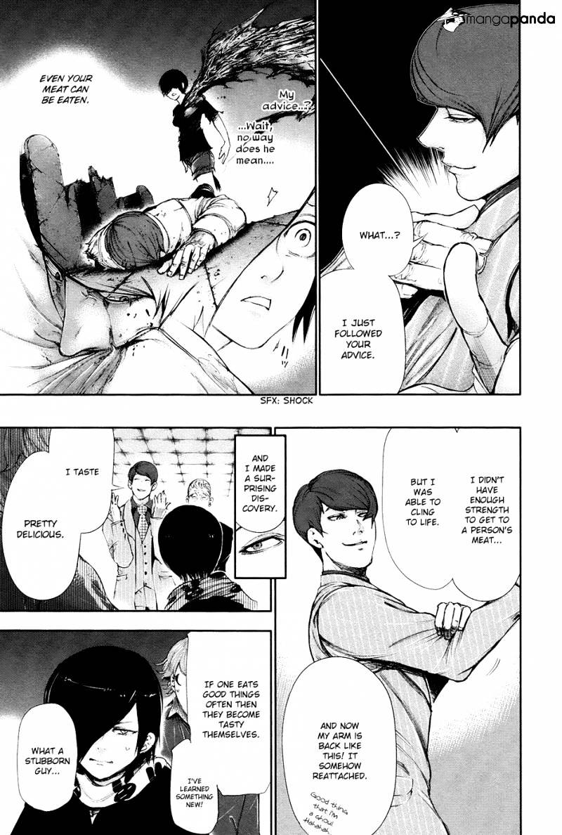 Tokyo Ghoul Chapter 59  Online Free Manga Read Image 14