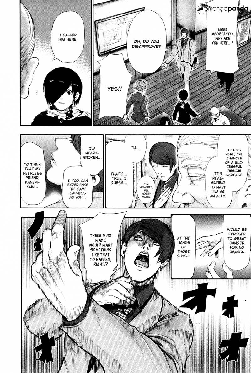 Tokyo Ghoul Chapter 59  Online Free Manga Read Image 15