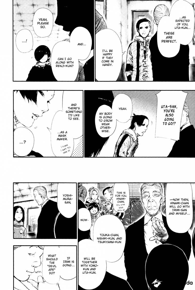 Tokyo Ghoul Chapter 59  Online Free Manga Read Image 19
