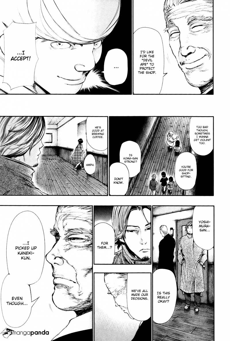 Tokyo Ghoul Chapter 59  Online Free Manga Read Image 20