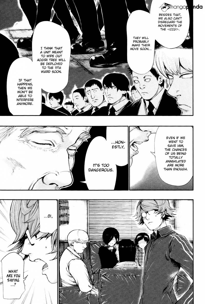 Tokyo Ghoul Chapter 59  Online Free Manga Read Image 8