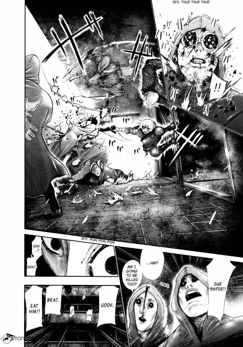 Tokyo Ghoul Chapter 60  Online Free Manga Read Image 16
