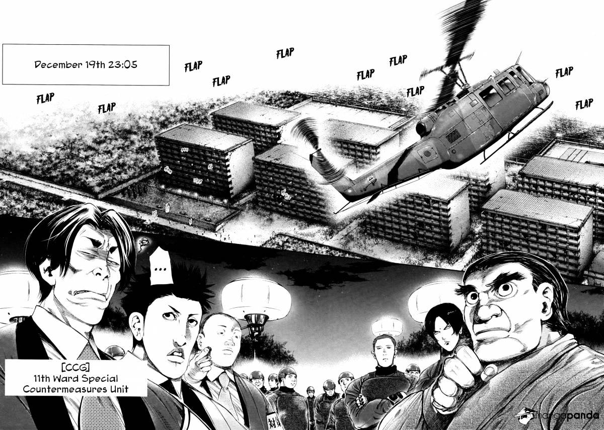 Tokyo Ghoul Chapter 60  Online Free Manga Read Image 4