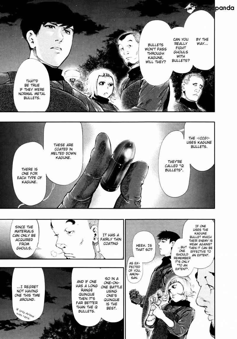 Tokyo Ghoul Chapter 60  Online Free Manga Read Image 8