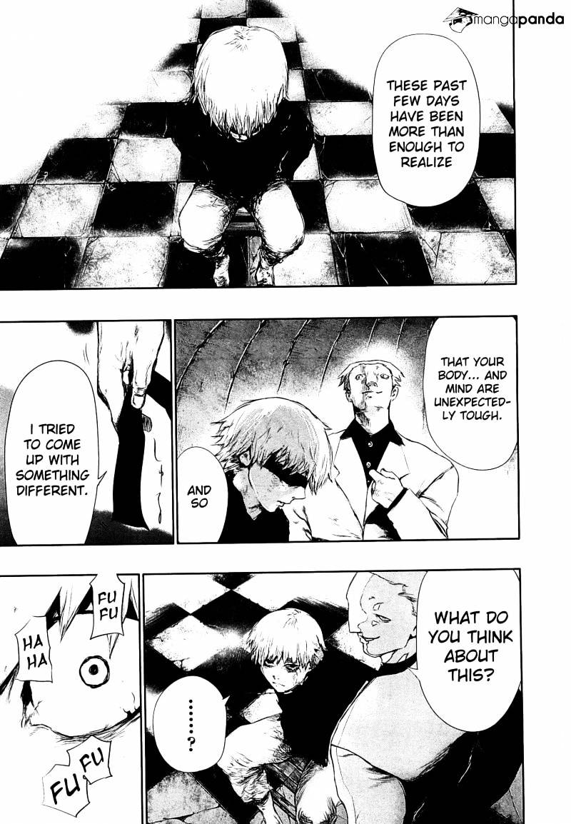 Tokyo Ghoul Chapter 62  Online Free Manga Read Image 18
