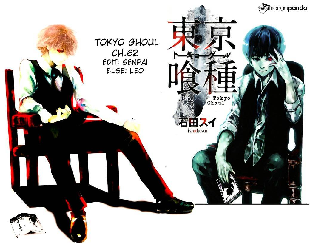 Tokyo Ghoul Chapter 62  Online Free Manga Read Image 20