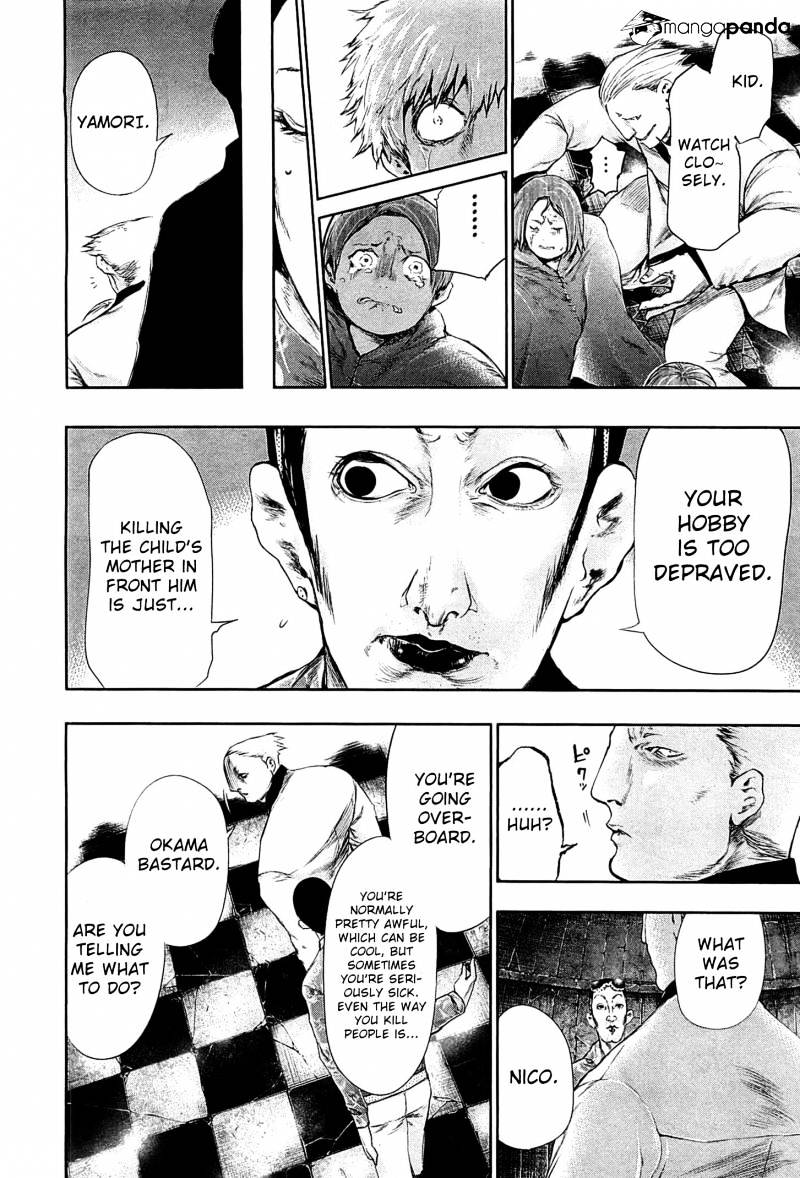 Tokyo Ghoul Chapter 63  Online Free Manga Read Image 8