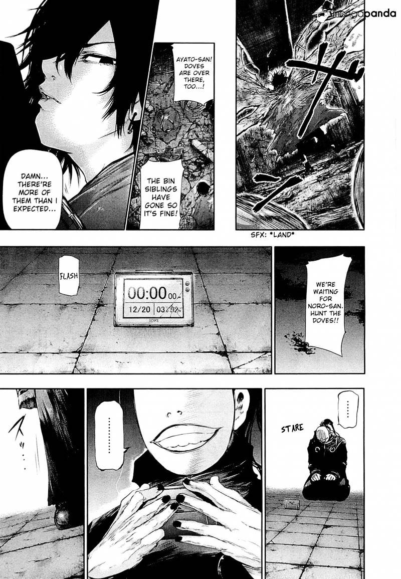 Tokyo Ghoul Chapter 64  Online Free Manga Read Image 11