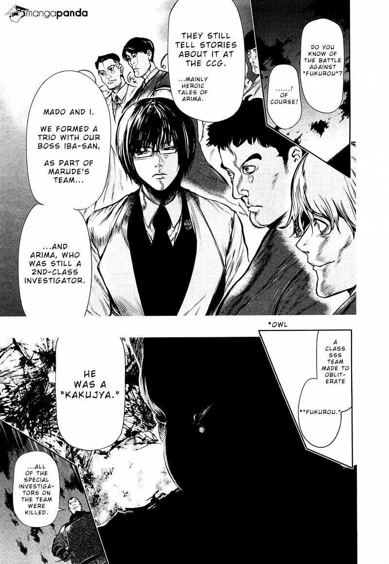 Tokyo Ghoul Chapter 65  Online Free Manga Read Image 6