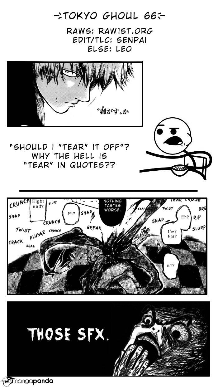 Tokyo Ghoul Chapter 66  Online Free Manga Read Image 20