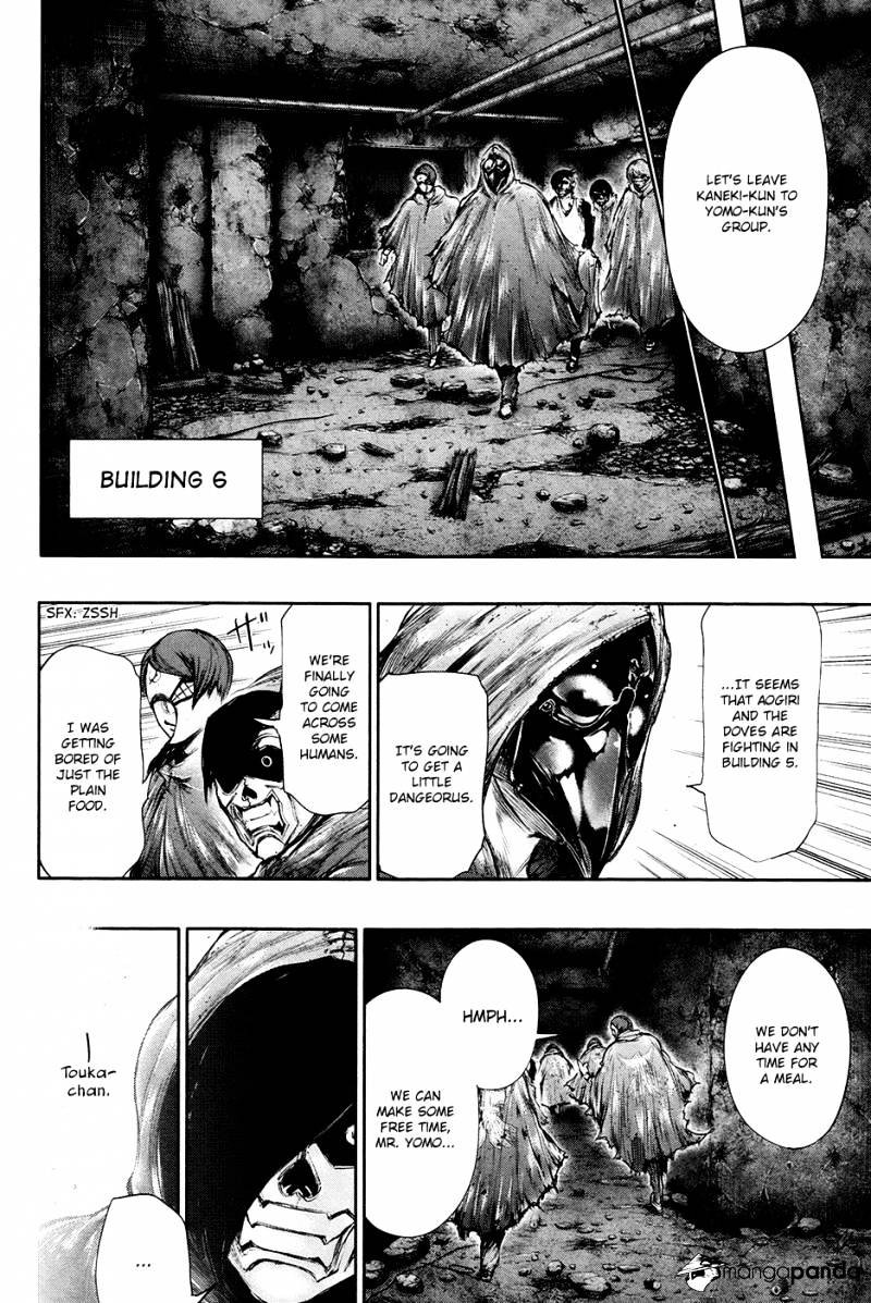 Tokyo Ghoul Chapter 67  Online Free Manga Read Image 11