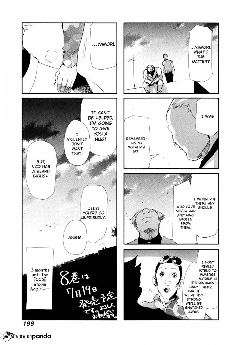 Tokyo Ghoul Chapter 68  Online Free Manga Read Image 23