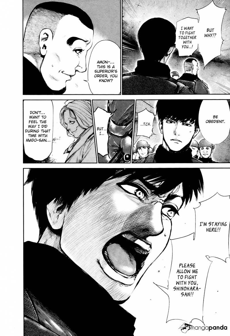 Tokyo Ghoul Chapter 69  Online Free Manga Read Image 11