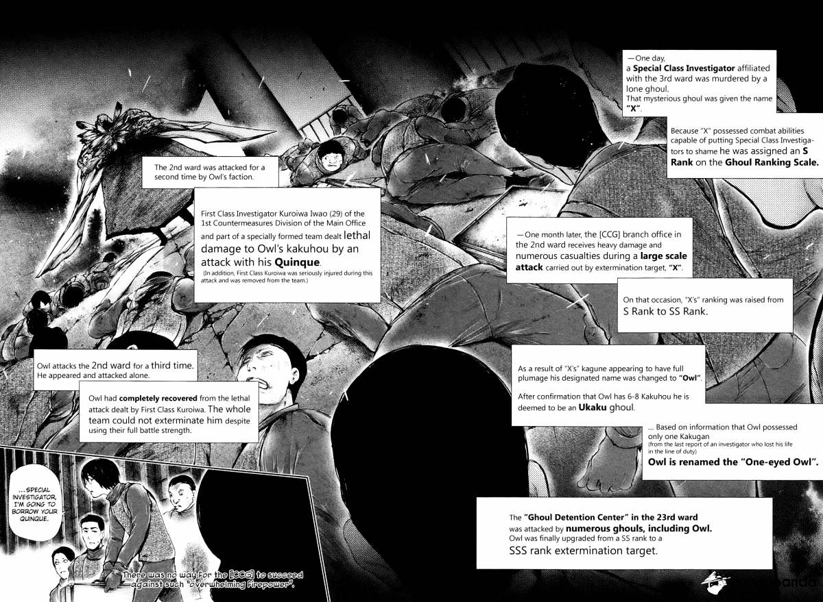 Tokyo Ghoul Chapter 69  Online Free Manga Read Image 5