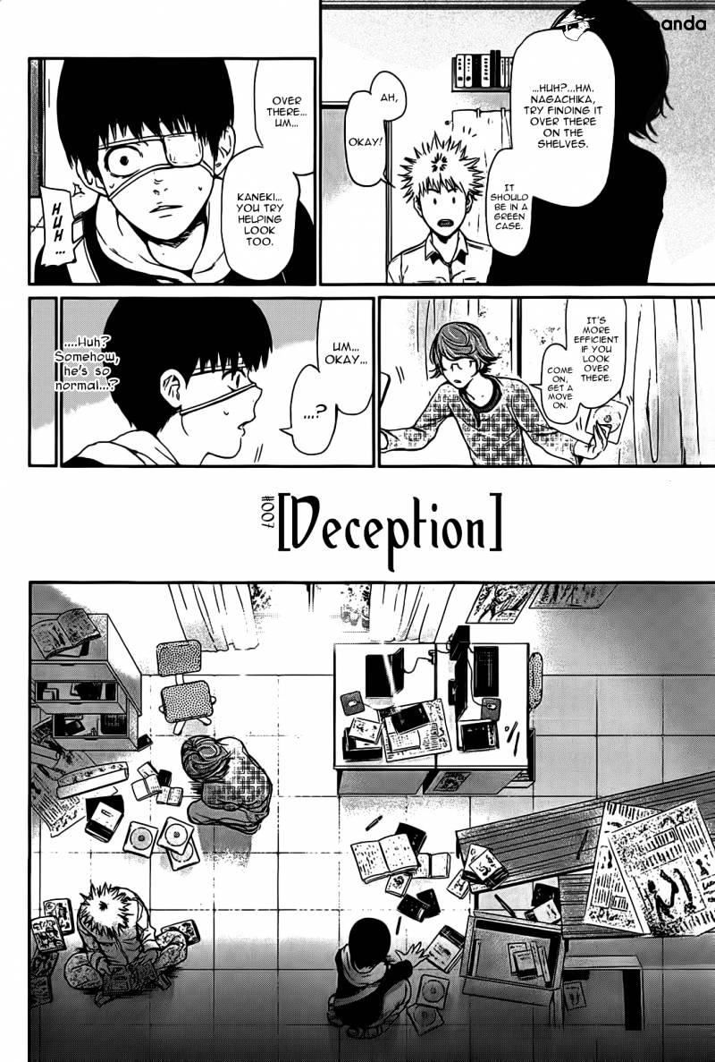Tokyo Ghoul Chapter 7  Online Free Manga Read Image 3