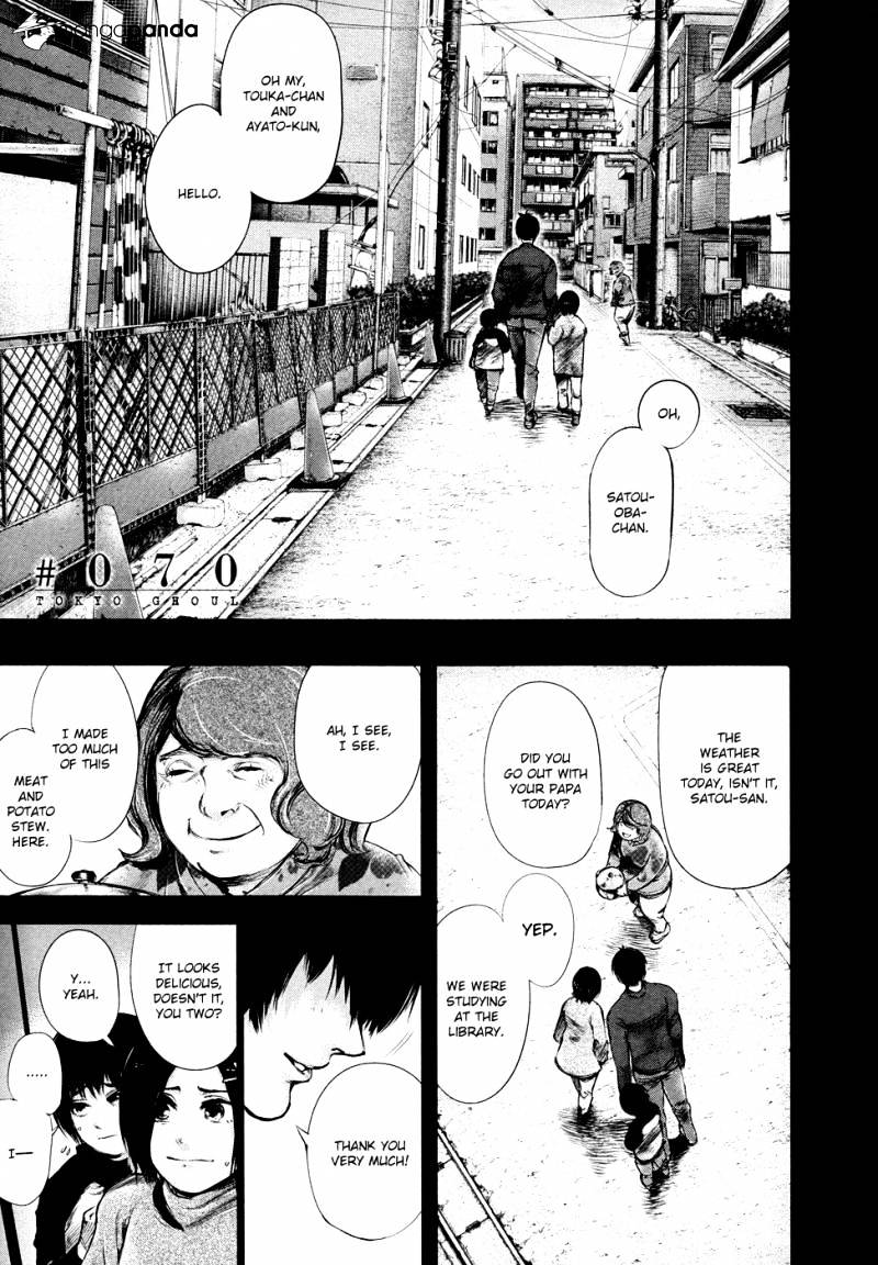 Tokyo Ghoul Chapter 70  Online Free Manga Read Image 2