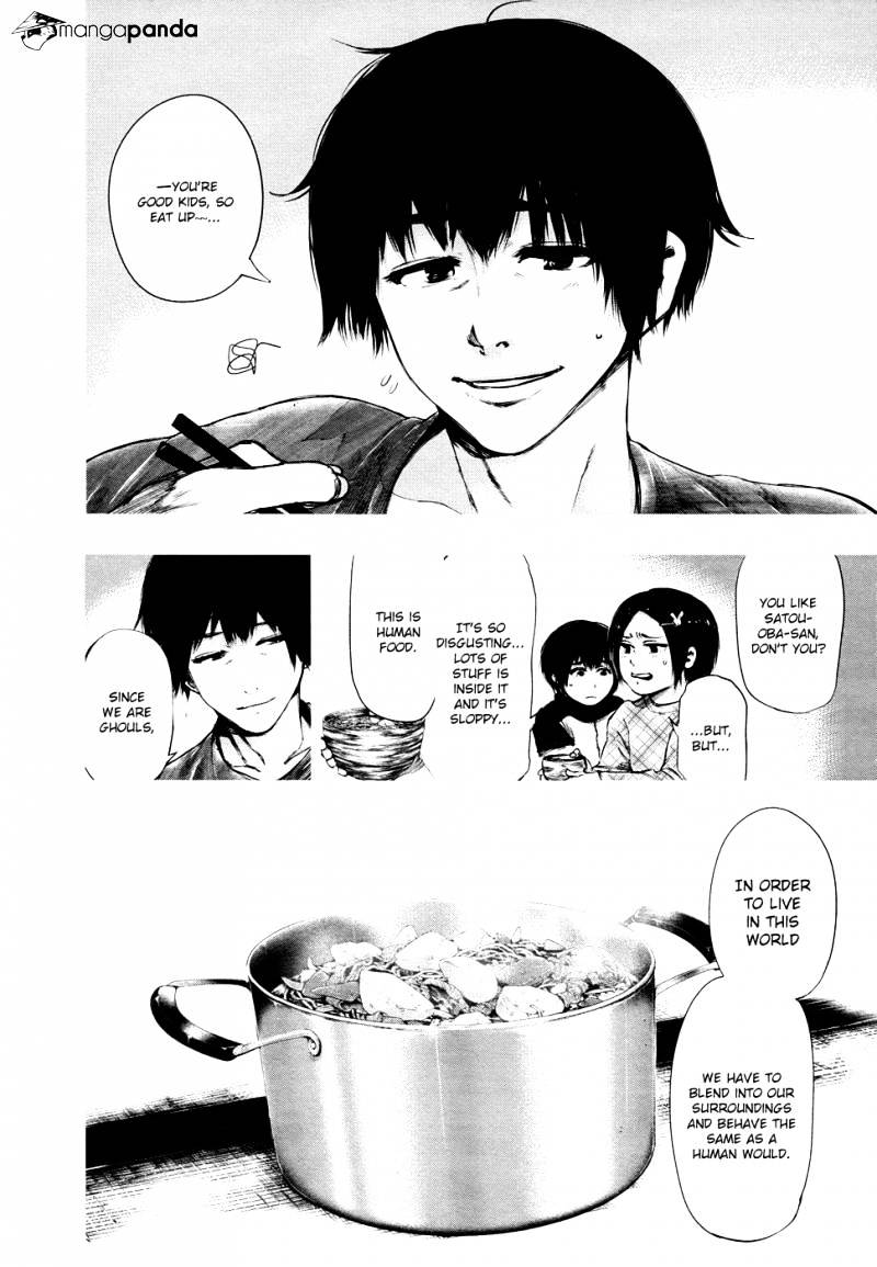 Tokyo Ghoul Chapter 70  Online Free Manga Read Image 5