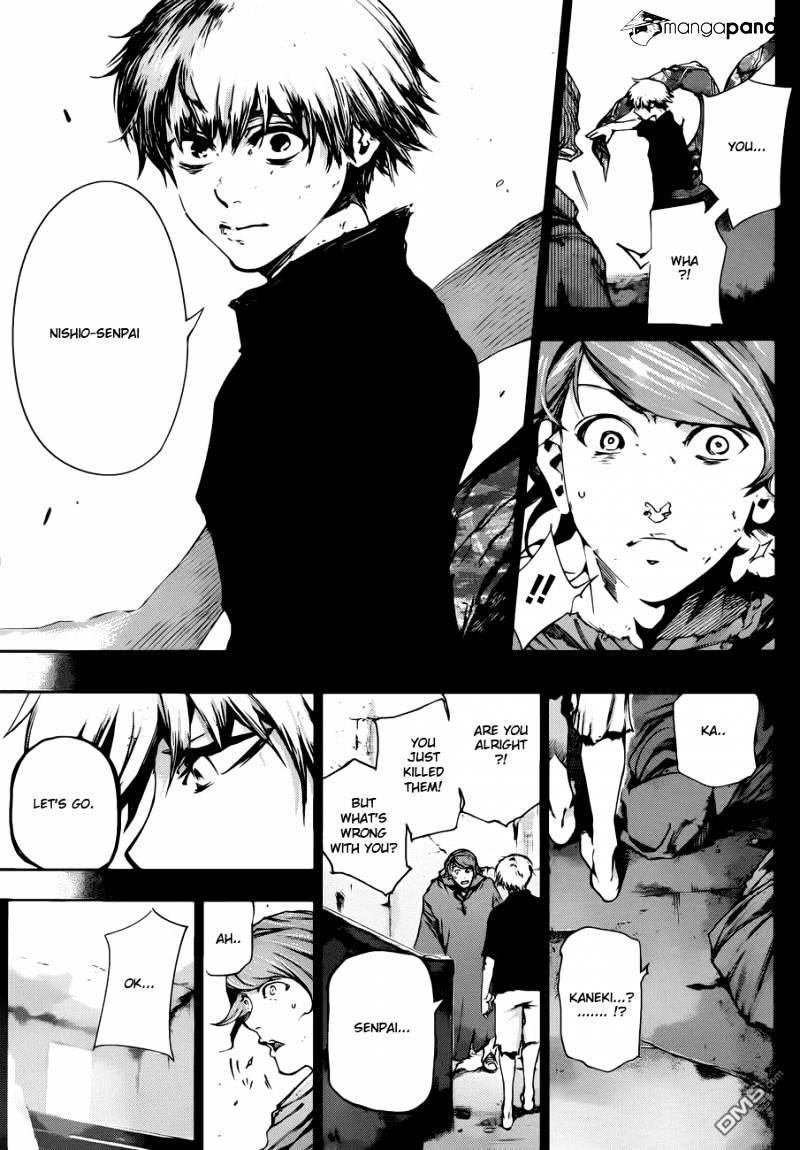 Tokyo Ghoul Chapter 72  Online Free Manga Read Image 6
