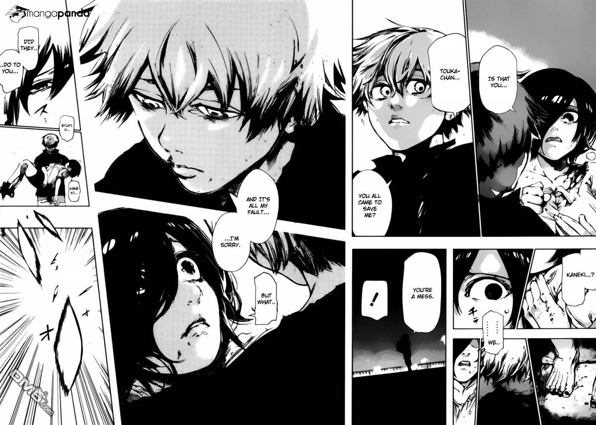 Tokyo Ghoul Chapter 72  Online Free Manga Read Image 8